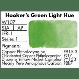 W107 - Hooker's Green Light Hue