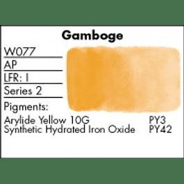 GRUMBACHER COLOR - FINESTWATERCOLOR 14 ML GAMBOGE