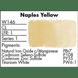 GRUMBACHER COLOR - FINESTWATERCOLOR 14 ML NAPLES YELLOW