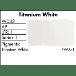GRUMBACHER COLOR - FINESTWATERCOLOR 14 ML TITANIUM WHITE