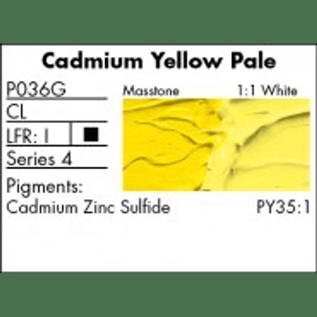 P036G - Cadmium Yellow Pale