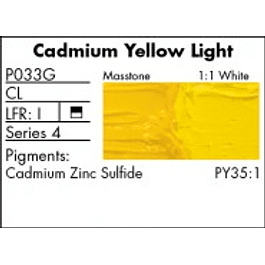 P033G - Cadmium Yellow Light