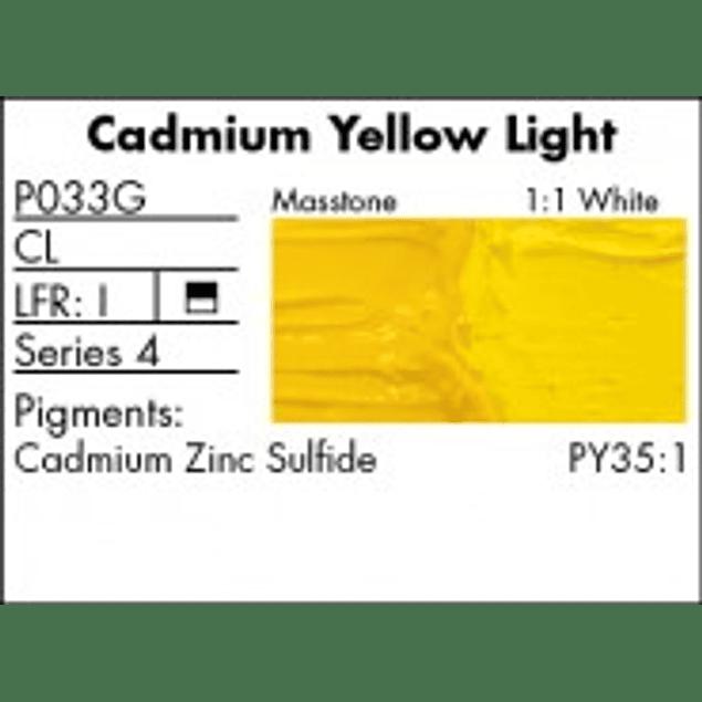 P033G - Cadmium Yellow Light