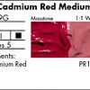 P029G - Cadmium Red Medium