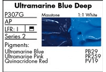 GRUMBACHER COLOR - PRETESTED OIL (37ML) ULTRAMARINE BLUE DEEP