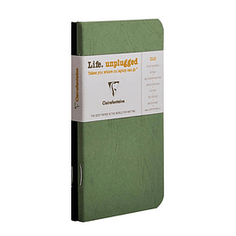 Age Bag, DUO set of 2 stapled notebooks 7,5x12cm 24 sheets 5x5 assortment