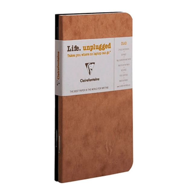 Age Bag - DUO set 2 stapled notebooks