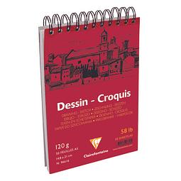 "Dessin - Croquis ""Dibujo Esbozo"" - (3 tamaños)"