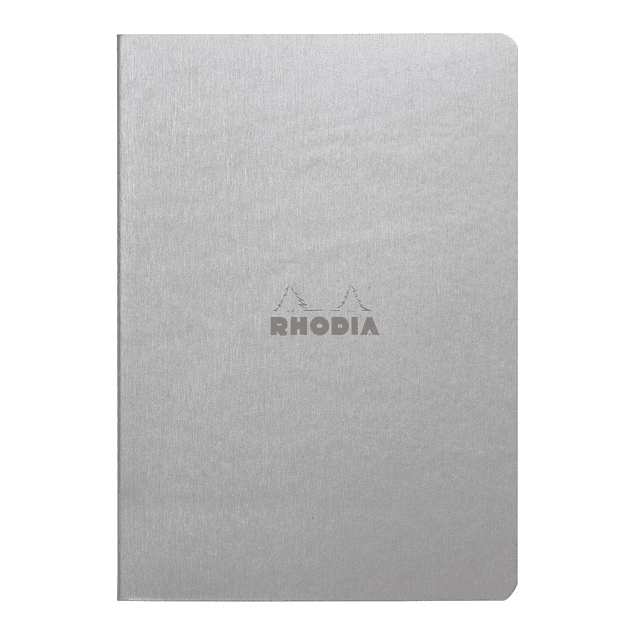 Cuaderno A5 con lomo cosido (Colores)