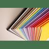 Cuaderno Líneas A5 con lomo cosido (Colores)