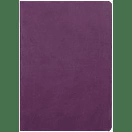 Rhodia Sewn Spine Rhodiarama A5 color Morado, Líneas
