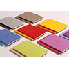 Cuaderno A5 con lomo cosido - Mandarina