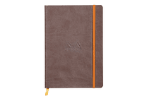 Rhodiarama Soft Cover A5, Chocolate