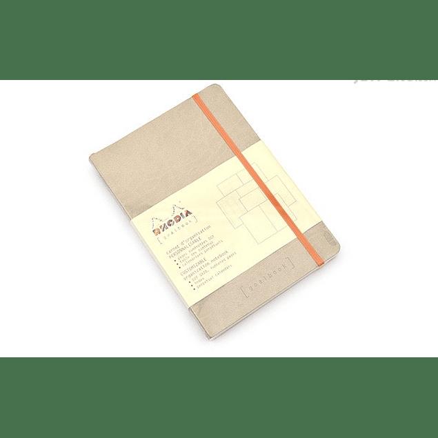 GoalBook Tapa Blanda - Color Beige