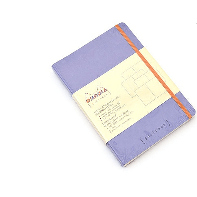 GoalBook Tapa Blanda - Color Iris