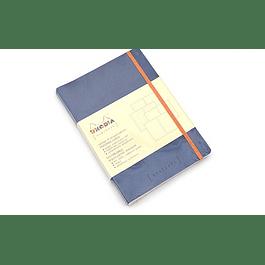 Rhodia Goalbook A5 Cuadriculado Zafiro