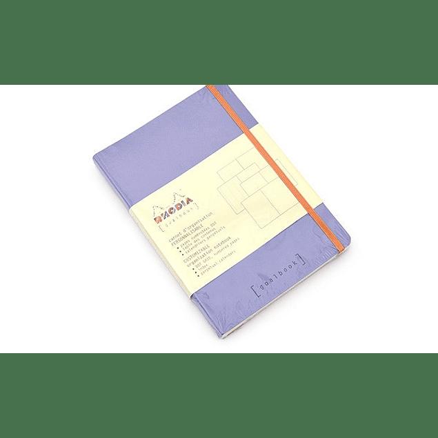 Rhodia Goalbook A5 Cuadriculado Iris