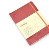 GoalBook Tapa Blanda - Color Amapola