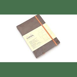 Rhodia Goalbook A5 Chocolate