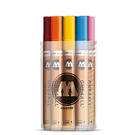 Acrylic marker One4All 227HS 4mm Pen Box Main-Kit 1 4250397602172