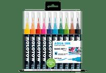 Pump Softliner Aqua 1mm Colores Básicos-Set I
