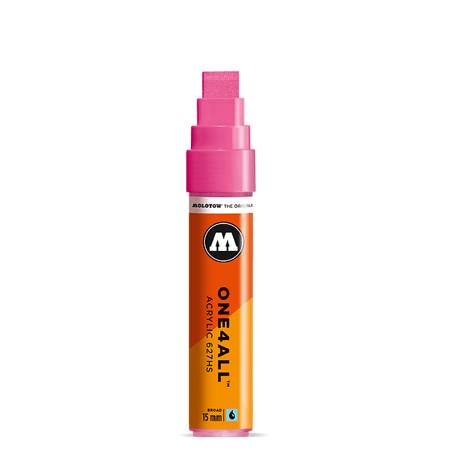 Acrylic marker One4All 627HS 15mm