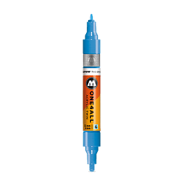 Acrylic marker One4All Twin 1,5mm/4mm #228 metallic gold
