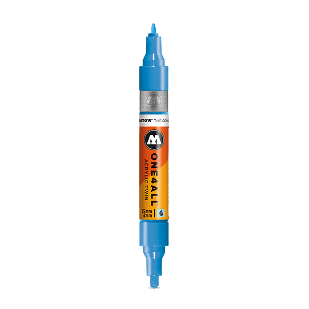 Acrylic marker One4All Twin 1,5mm/4mm