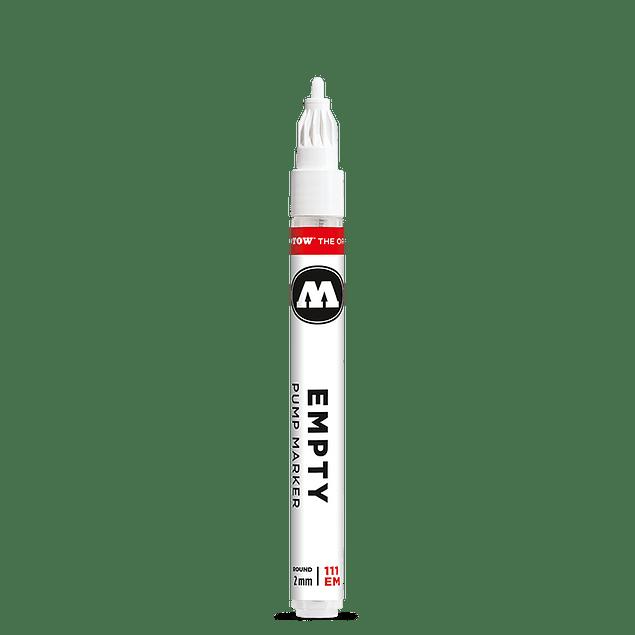 Empty marker 111EM 2mm