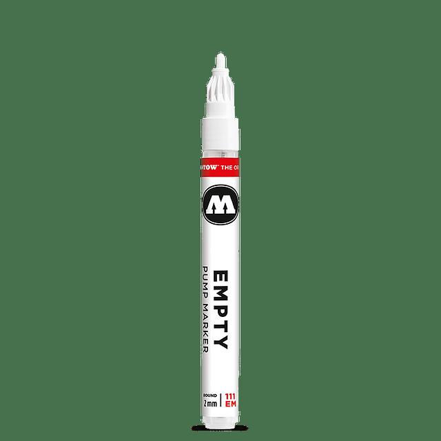 Empty marker 111EM 2 mm