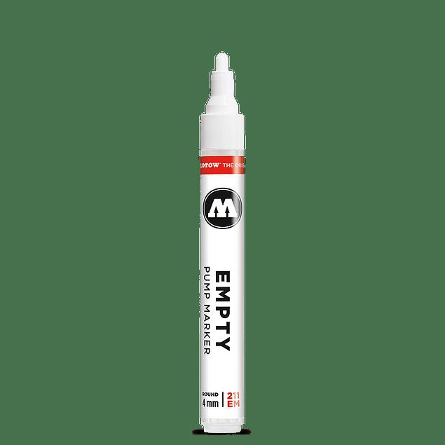 Emtpy marker 211EM 4mm