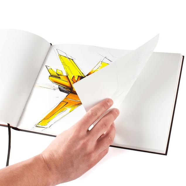 A4 - Professional Artbook One4All Retrato 29,7 x 21 cm