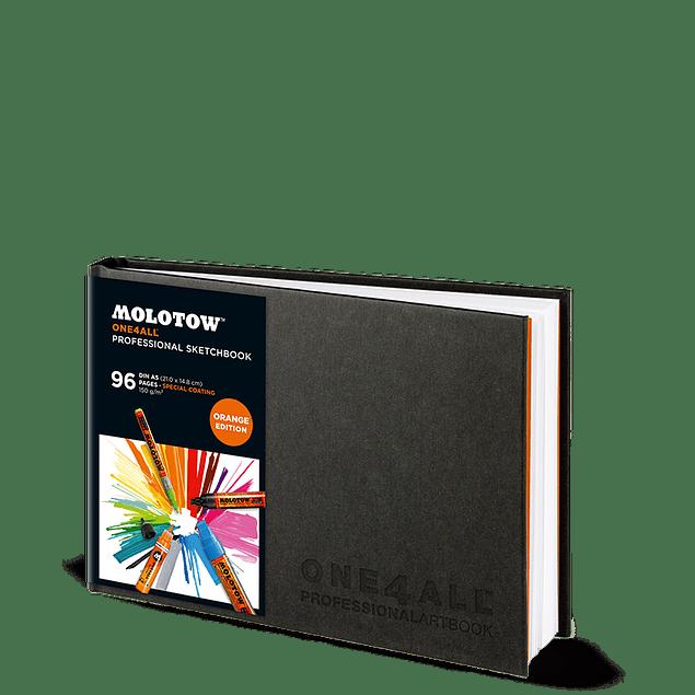 Professional Artbook One4All A5 landscape