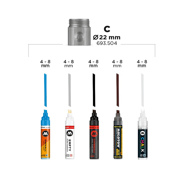 Refill Extension Series C Easy Pack 4250397629889