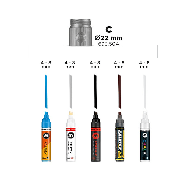 Refill Extension Series C Easy Pack