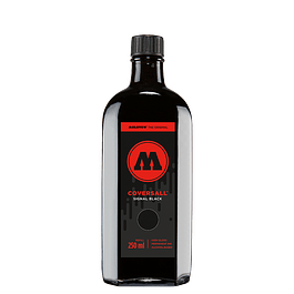 Refill Coversall 250ml Signal Black
