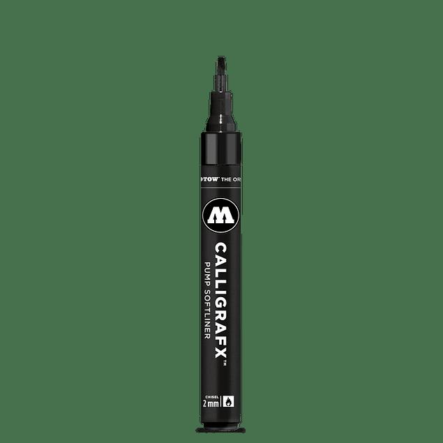 Pump Softliner Calligrafx 2mm