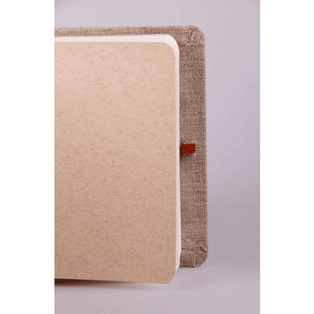 Cuaderno de Viaje - Goldline Natural canvas (4 tamaños)