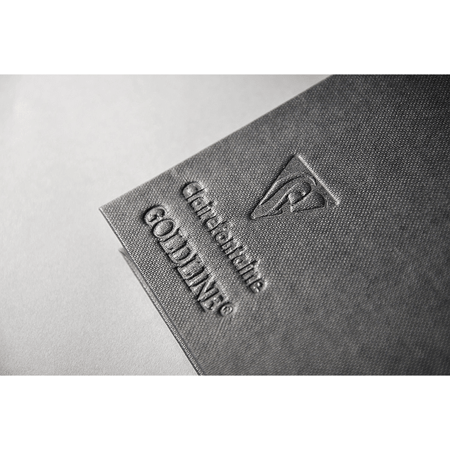 Goldline glued book A4 64sh 140g Ivory P