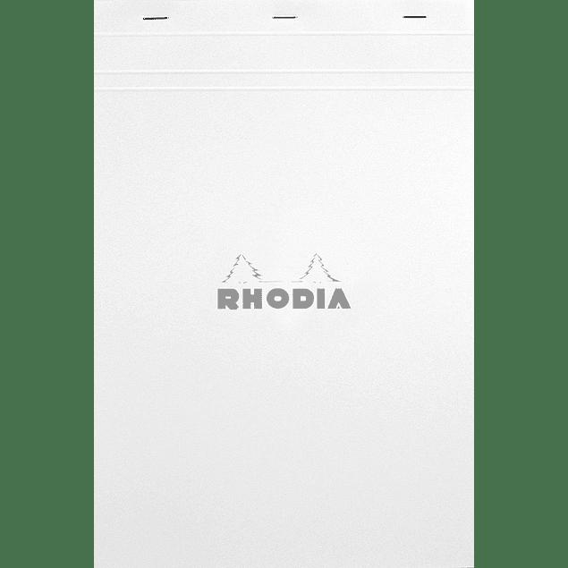 Libreta N°18 Blanca - 21 x 29,7 cm