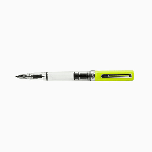 TWSBI ECO Yellowgreen Fountain Pen