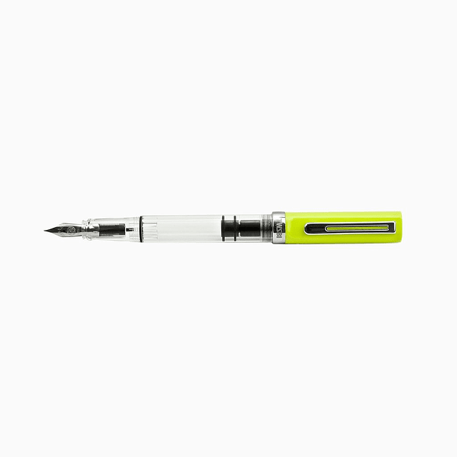 TWSBI ECO Yellowgreen Fountain Pen