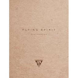 """Sketchbook """"Flying Spirit"""""""