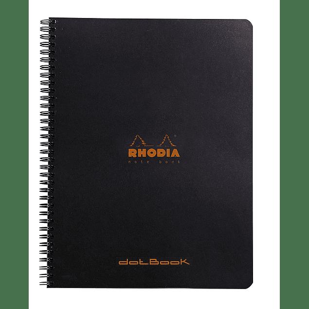 Cuaderno Doble Espiral - 22,5 x 29,7 cm - (2 colores)