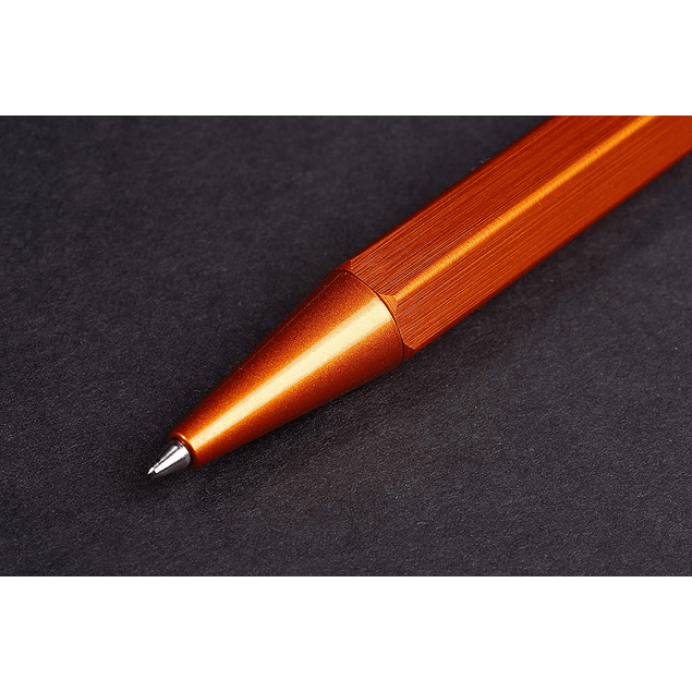 ballpoint pen Rhodia Script Orange