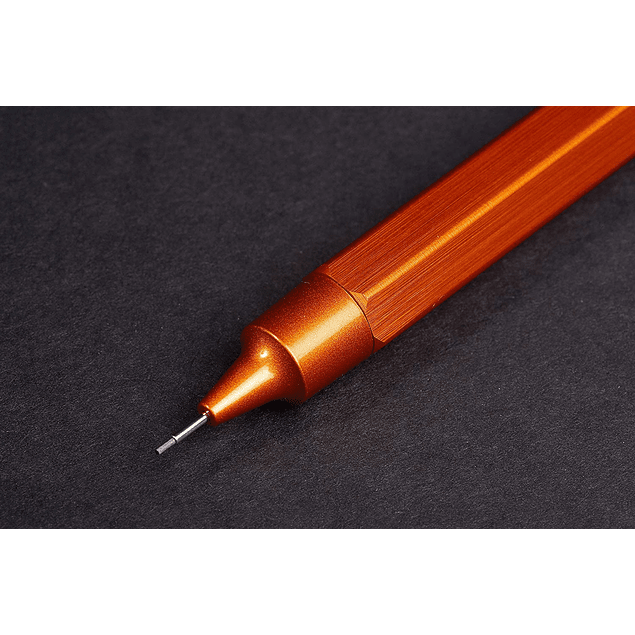 Rhodia 0.5 mm Mechanical Pencil - Orange