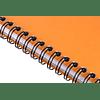 Notepad Anillado Superior - 21 x 29,7 cm (Cuadros)