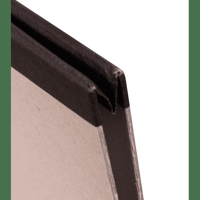 Carpeta de dibujo - Gris - 26 x 33 cm
