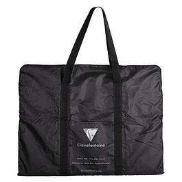 Nylon black bag art folders 59x75