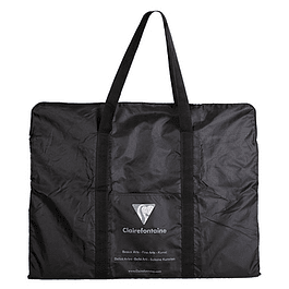 Nylon black bag art folders 55x40